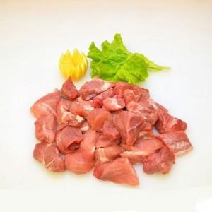 Sauteed greek pork